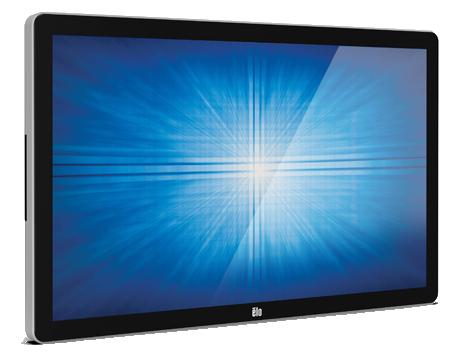 Foto de um monitor
